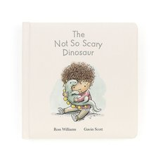 Not So Scary Dinosaur - Book