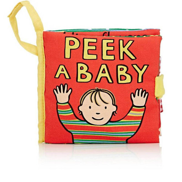 View larger image of Peek-a-Baby Soft Activity Book