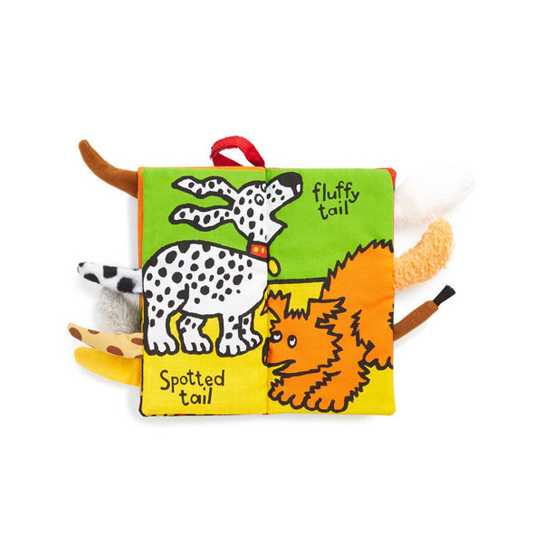 View larger image of Soft Animal Tails Activity Book