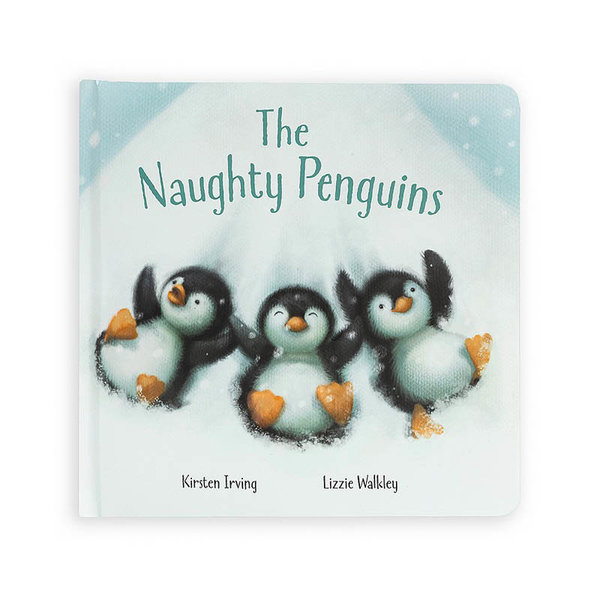 View larger image of The Naughty Penguins Book