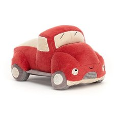 Wizzi Plush Vehicle Toys