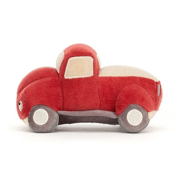 View larger image of Wizzi Plush Vehicle Toys