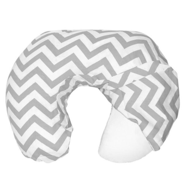 View larger image of Baby Sitter Slip Cover - Grey Chevron