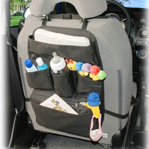 View larger image of Car Caddy Organizer