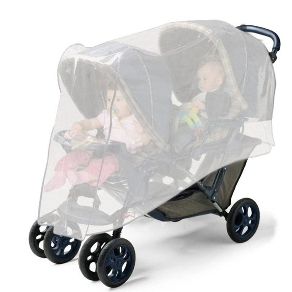 View larger image of Double Stroller Net