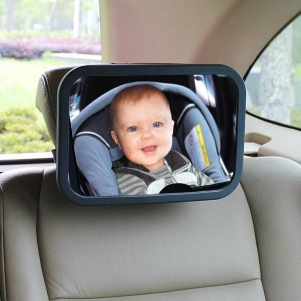 View larger image of Driver's Baby Mirror 360° View