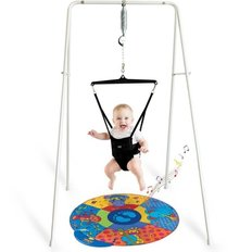 Original Exerciser On Stand With Musical Playmat