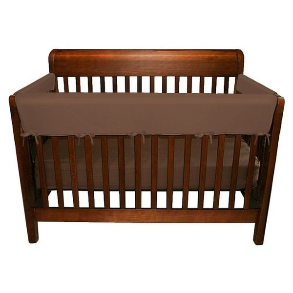 View larger image of Soft Rail Convertible Crib Protector - 3 Piece