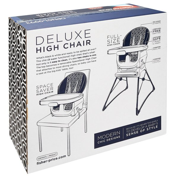 View larger image of Jonathan Adler - Deluxe High Chair