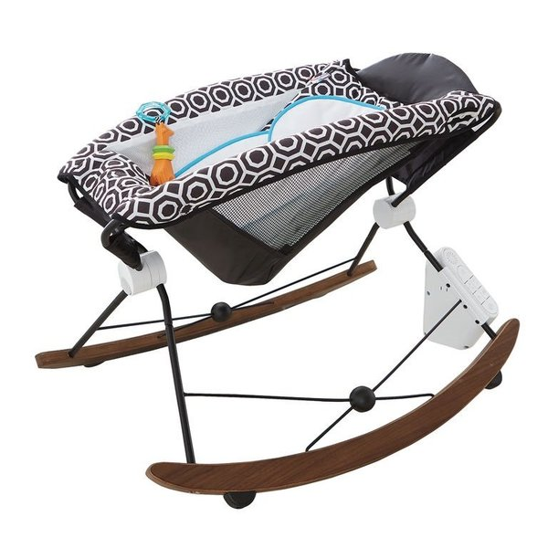 View larger image of Jonathan Adler Deluxe Auto Rock 'N Play Soothing Seat