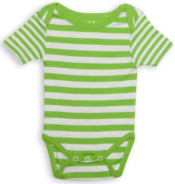 View larger image of Bodysuit Greenery Stripe