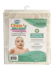Oops Mattress Protector - Organic Plus