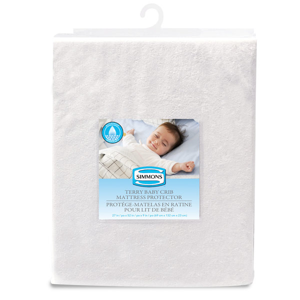 View larger image of Crib Mattress Protector - Terry