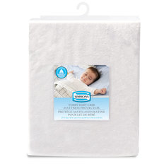Crib Mattress Protector - Terry