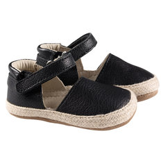 Kelly First Kicks Shoes - Black