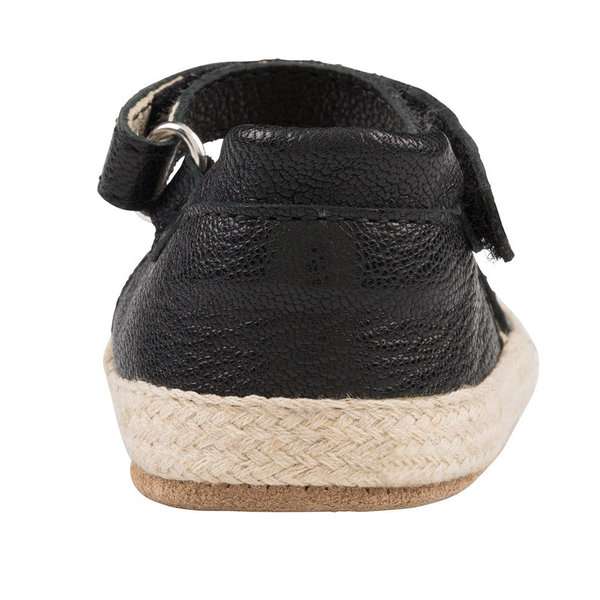 View larger image of Kelly First Kicks Shoes - Black