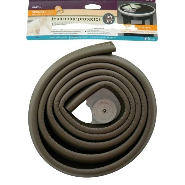View larger image of Foam Edge 10'/pk (Brown)