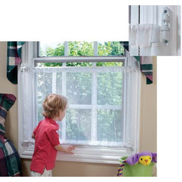 View larger image of Mesh Window Guard