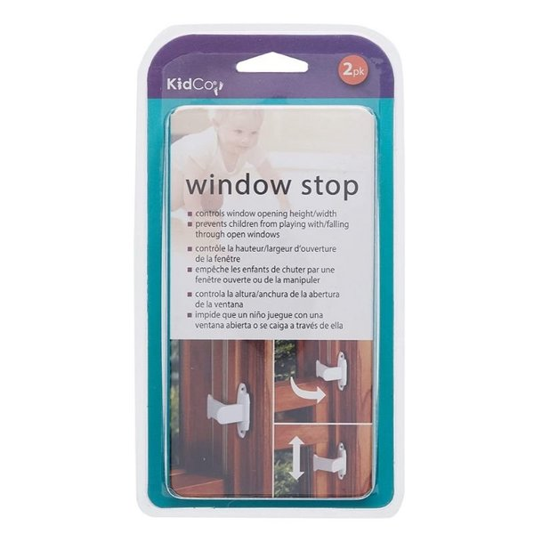 View larger image of Window Stop 2-Pack