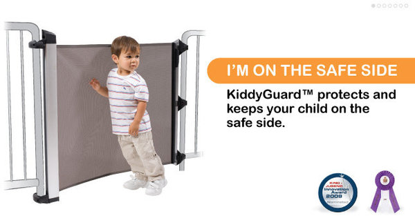 View larger image of Kiddy Guard Avant Black