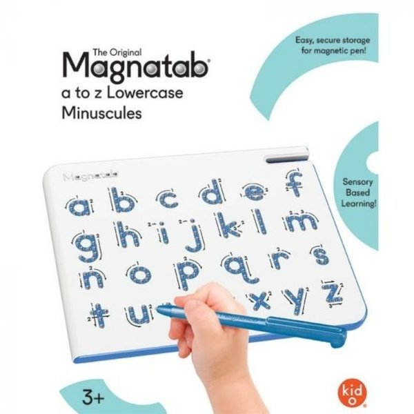 View larger image of A-Z Lower Case Magnatab