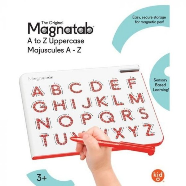 View larger image of A-Z Upper Case Magnatab