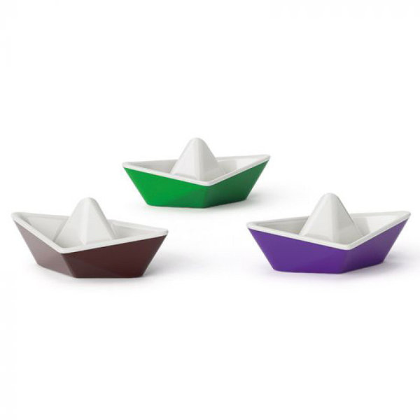 View larger image of Origami Colour Changing Boats Bath Toy