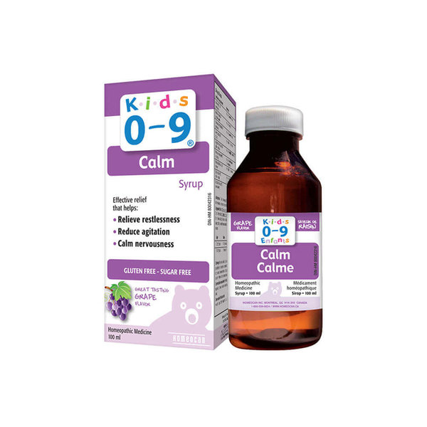 View larger image of Kids 0-9- Calm Syrup - 100ml