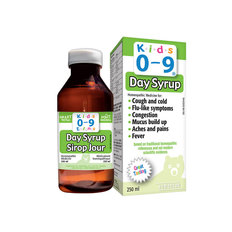 Kids 0-9 Day Syrup - 250mL