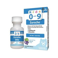 Kids 0-9 - Earache -25ml