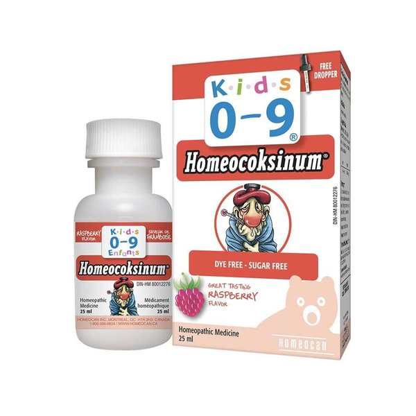 View larger image of Kids 0-9 - Homeocoksinum-25ml