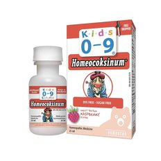 Kids 0-9 - Homeocoksinum-25ml