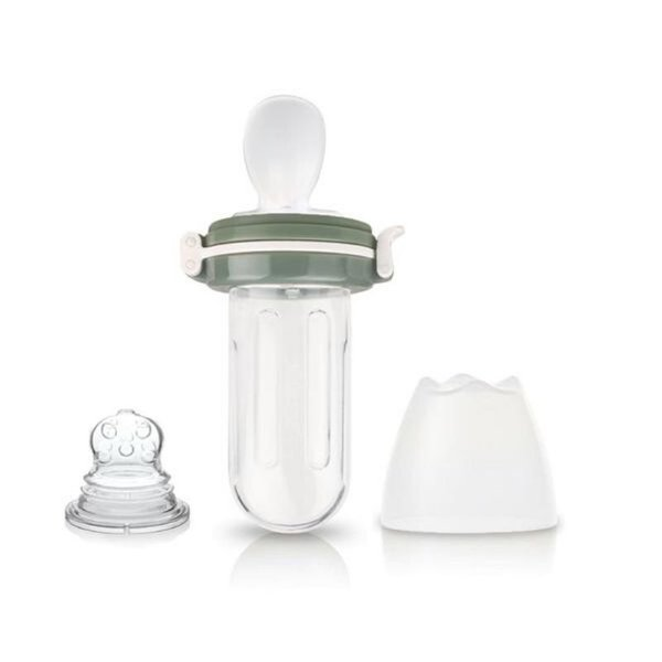 View larger image of Food Squeezer Plus - Grey