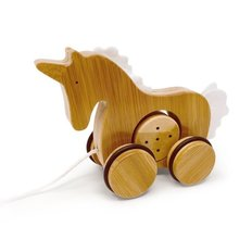 Bamboo Push & Pull Toys