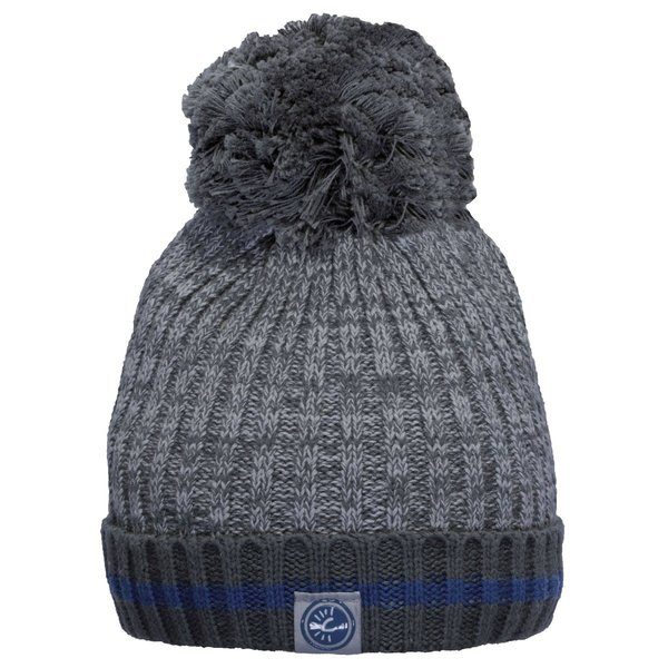 View larger image of Knit Combo Hat-S-Grey
