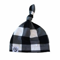 Knot Hat - Nyxen Plaid
