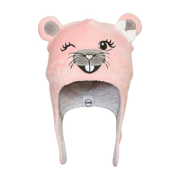 View larger image of Animal Infant Hat - Mouse