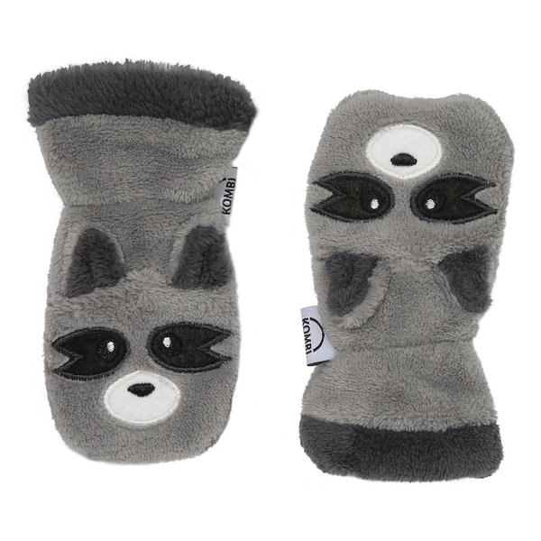 View larger image of Animal Infant Mitt - Racoon