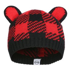 Cutie Infant Hat-Plaid