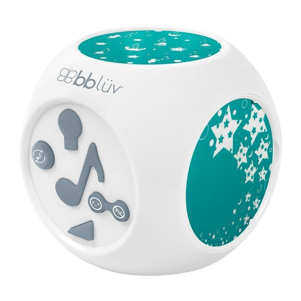 View larger image of Kübe-Musical Night Light w/Projection