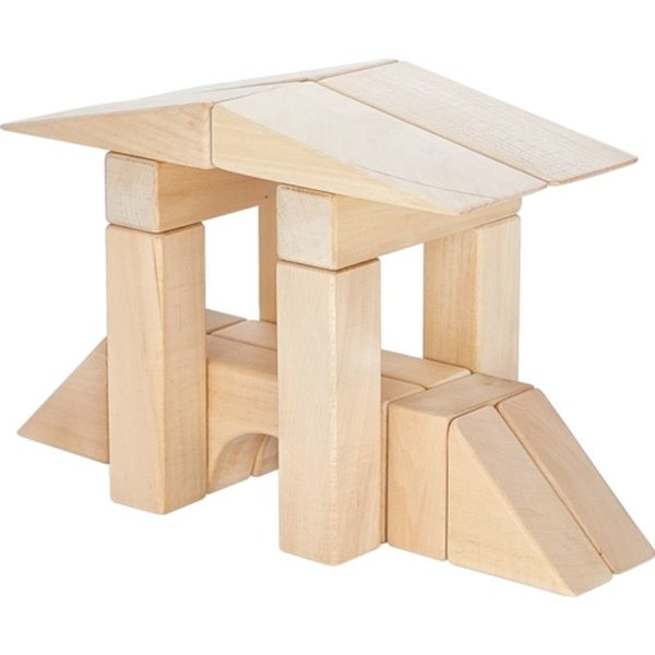 View larger image of Archimedes Wooden Block Set
