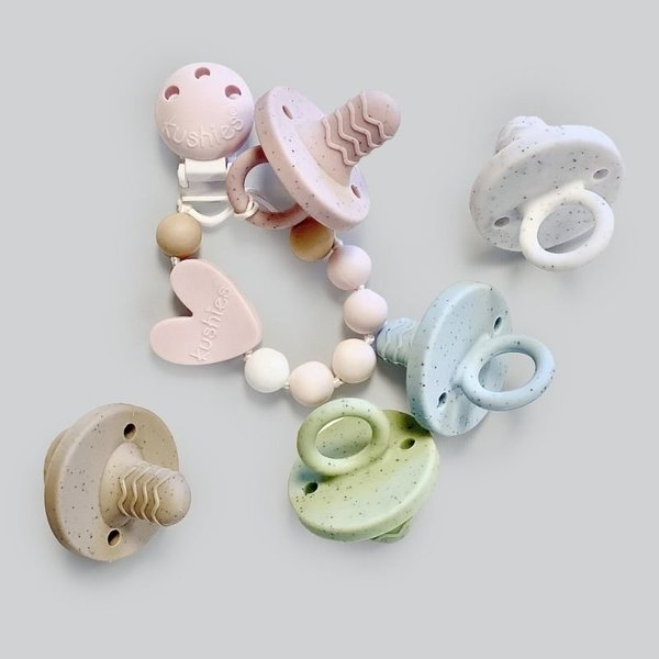 View larger image of 2 Pack Silicone Teethers