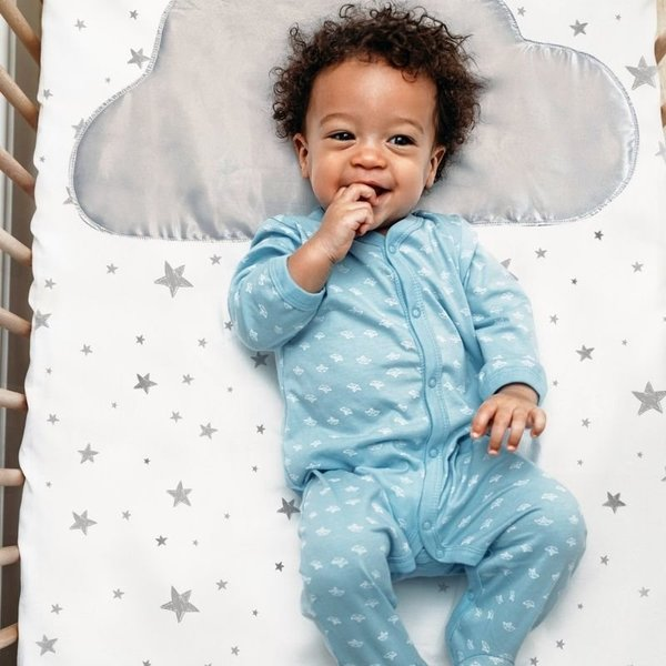 View larger image of Flannel Bedhead Crib Sheets