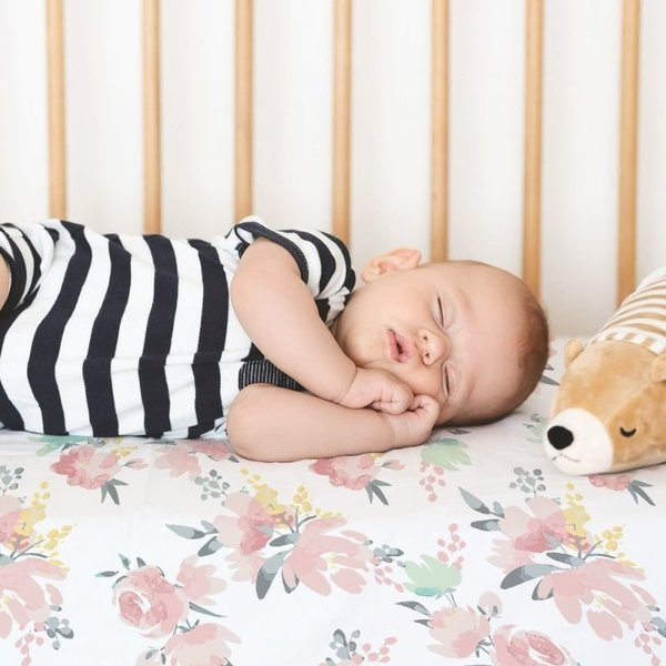 View larger image of Percale Dream - Crib Sheets