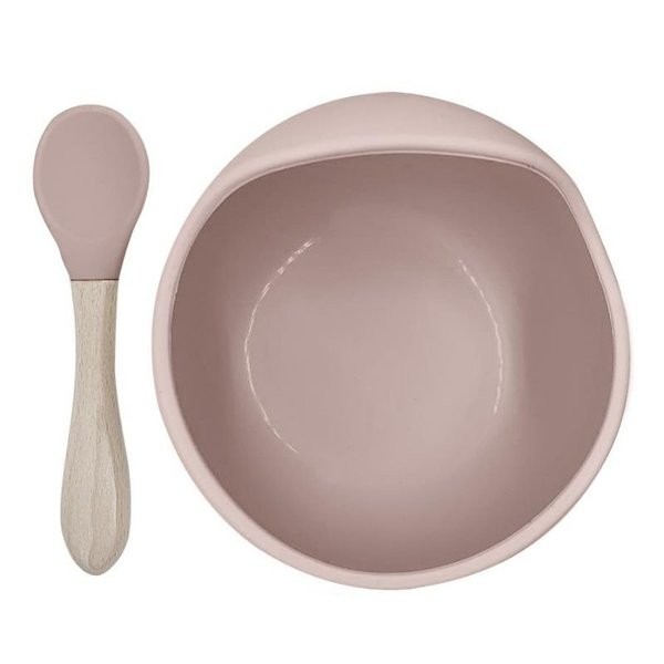 View larger image of Siliscoop & Spoon Set