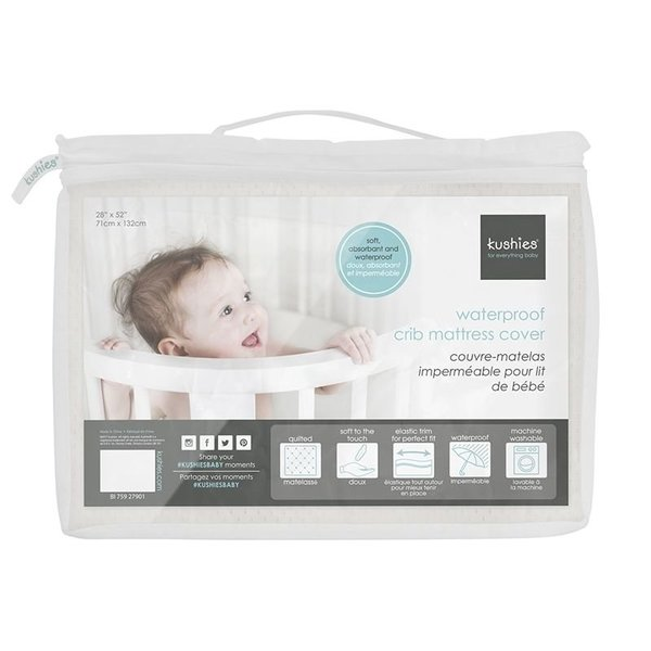 View larger image of Waterproof Crib Sheet Cover