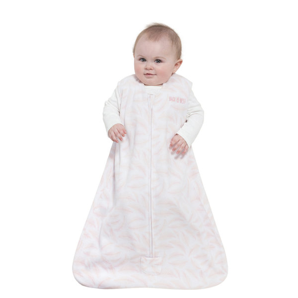 View larger image of Sleepsack Wearable Blanket - Micro Fleece - Pine Pink - L