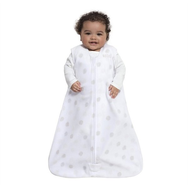 View larger image of Sleepsack Wearable Blanket - Micro Fleece - White Sketch - L