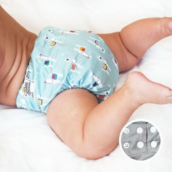 View larger image of Pocket Diaper