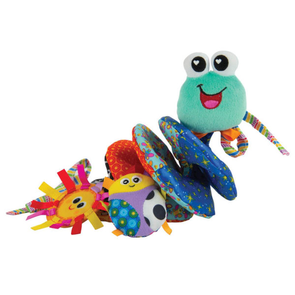 View larger image of Fold & Go Activity Friends On-the-Go Toy
